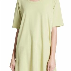 Eileen Fisher Stretch Cotton Jersey Tunic NWT